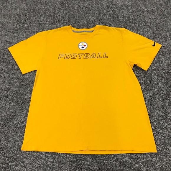 26367fcef ... nike shirts pittsburgh steelers shirt size xl poshmark  f brady ...